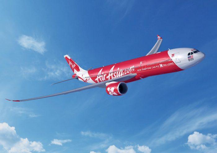 AirAsia A330-900 United States