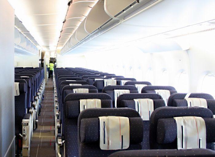 Economy Class air France
