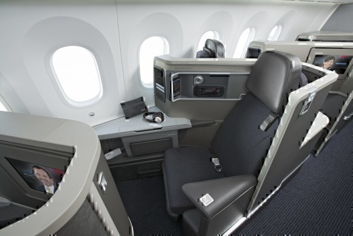 American 787 Business/First