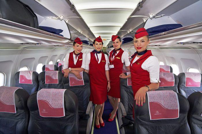 AtlasGlobal cabin crew