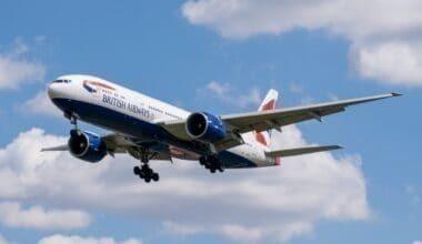 British Airways, Boeing 777, 10 Abreast Economy