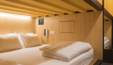 CapsuleTransit Beds