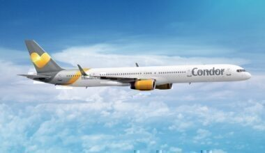 Condor Airways Boeing 757