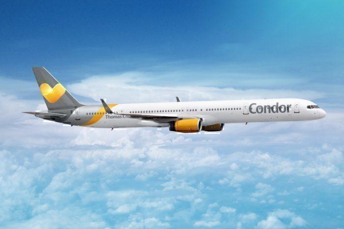 Condor Airways Boeing 757