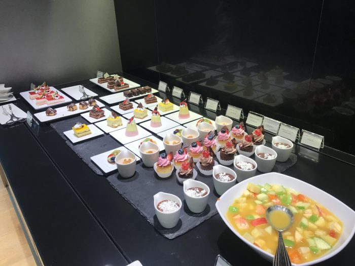 Al Mourjan cuisine