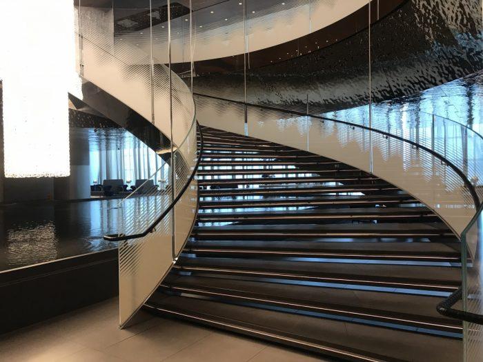 Al Mourjan Staircase
