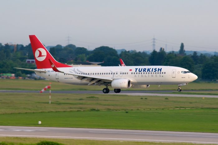 Turkish Airlines 737