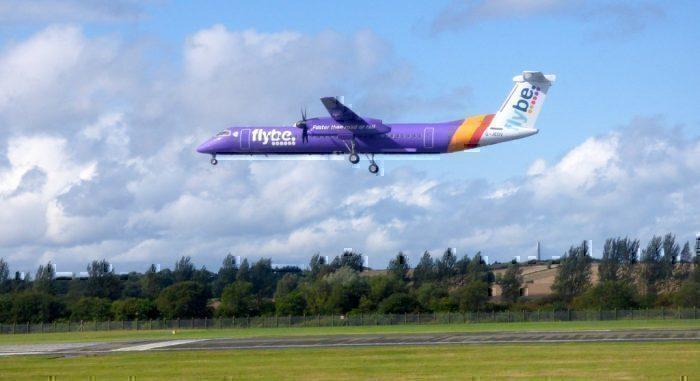 Flybe Dash8