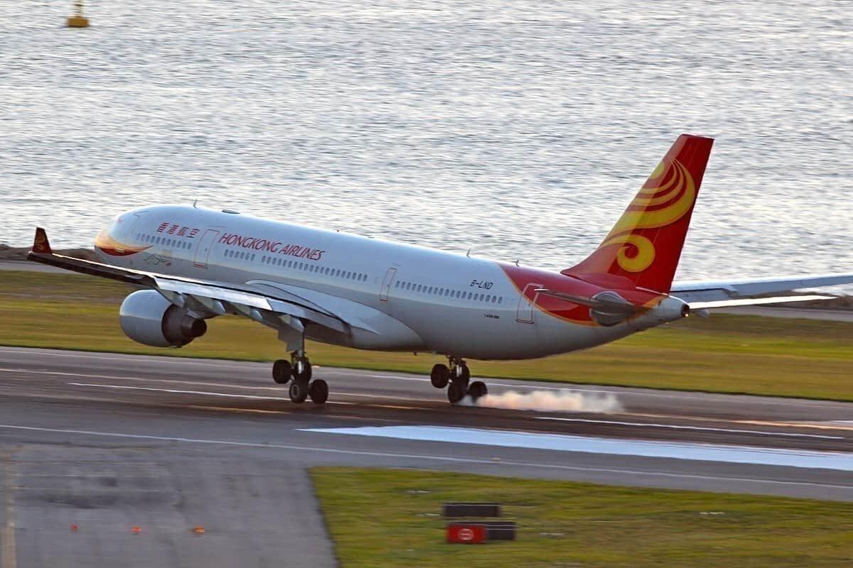 Hong Kong Airlines Cuts Inflight Entertainment