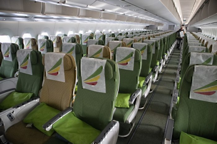 Toronto Celebrates Its First Ethiopian Airlines Airbus A350 Flight