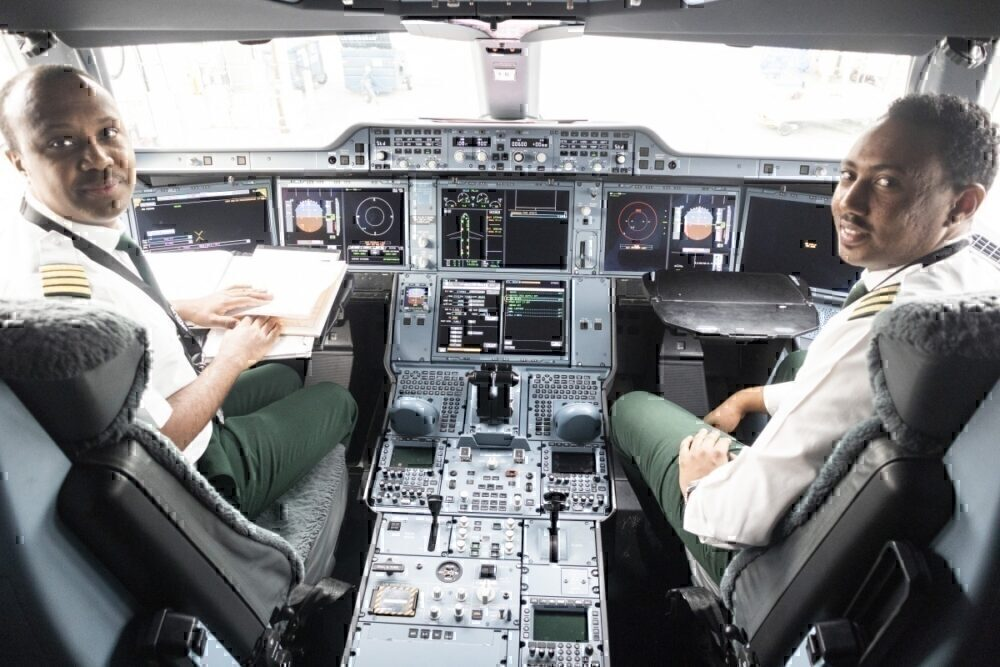 How Airbus Reacted To The A350 Cockpit Coffee Problem