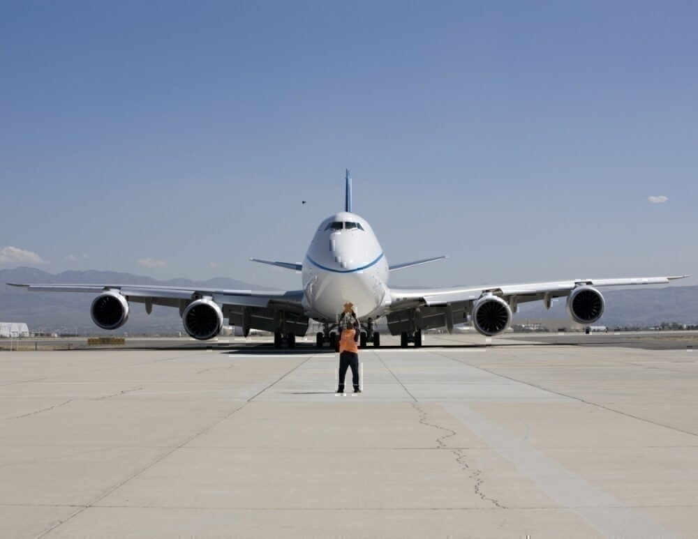 Boeing 747 production ending