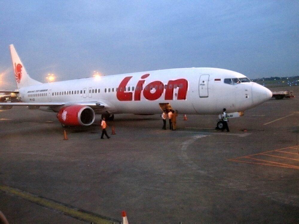 Lion Air 737