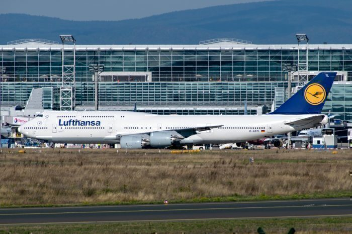 Lufthansa, FAA, Operations Violation