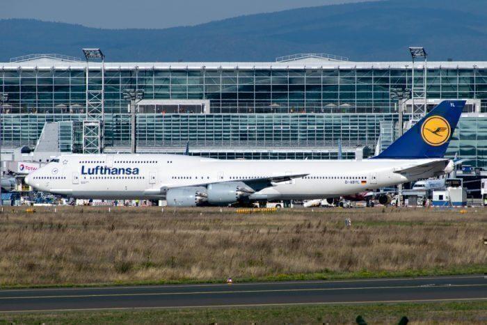 Lufthansa, FAA, Operations Violation