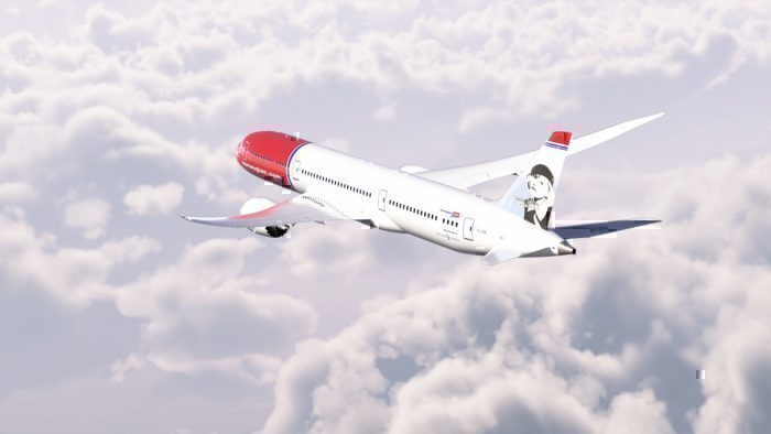 Norwegian B7879