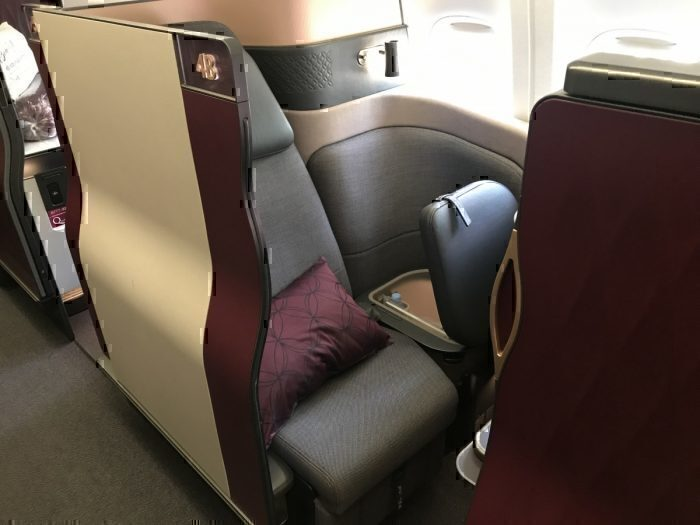 Qatar Airways Qsuite 777