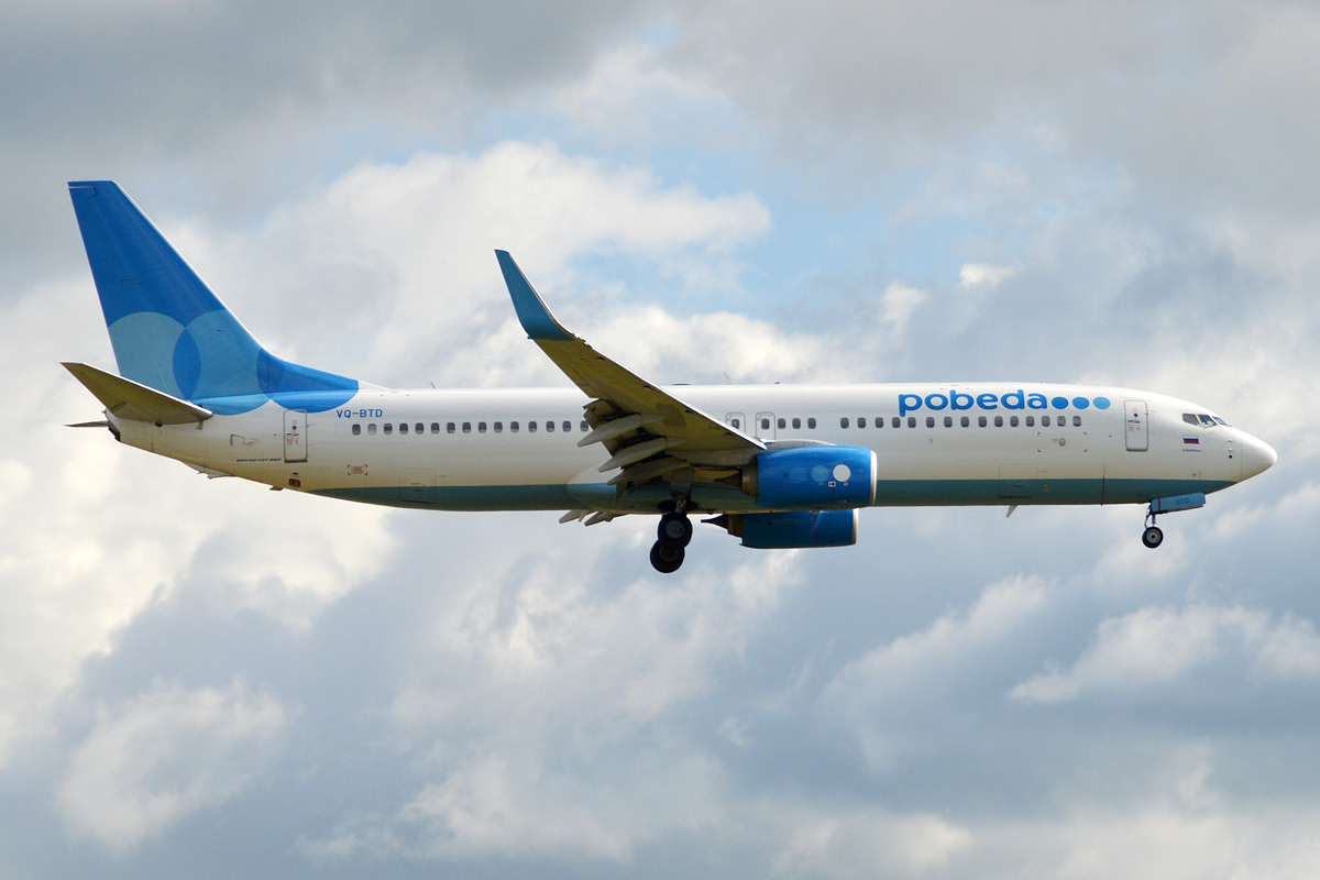 Could Richard Branson Acquire A Stake in Pobeda? - Simple Flying