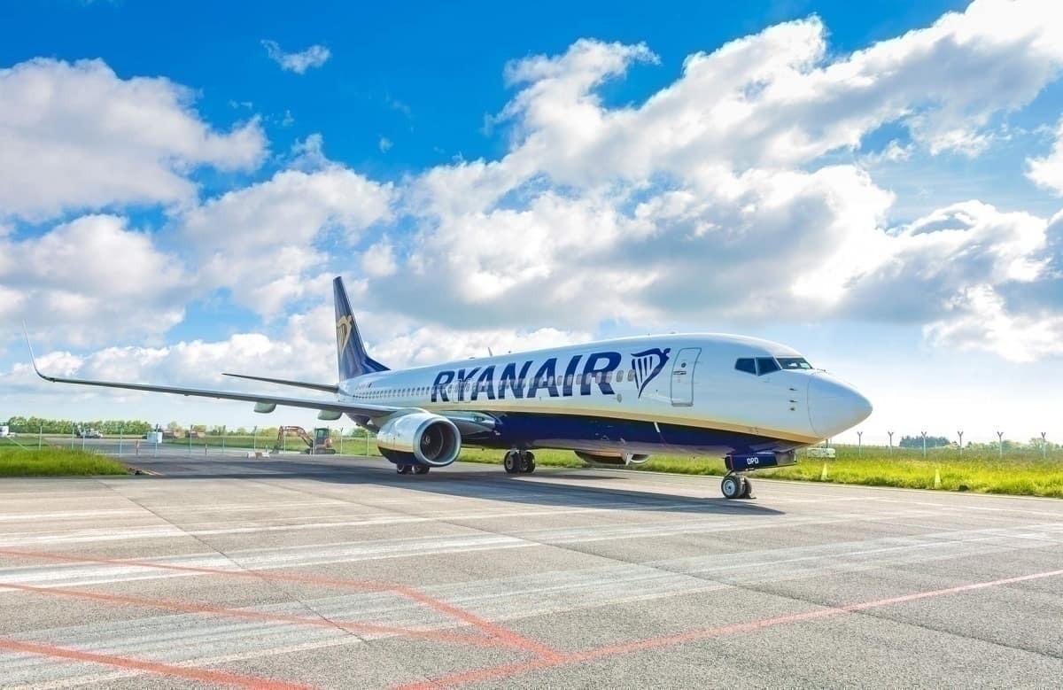 O Grupo Ryanair segue de perto o Grupo Lufthansa. Foto: Ryanair