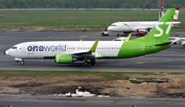 S7 Airlines, Beijing Daxing, oneworld