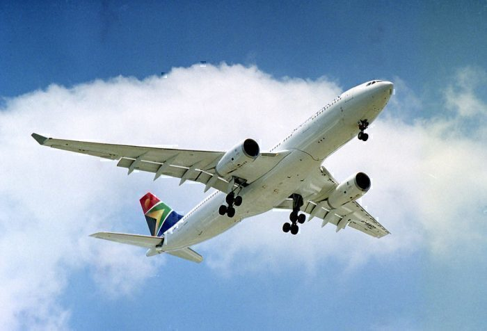 South Africa Airways Secures Loan Amid Bankruptcy Protection