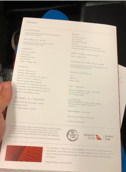 Qantas A330-200 Business Class Review: Denpasar To Sydney