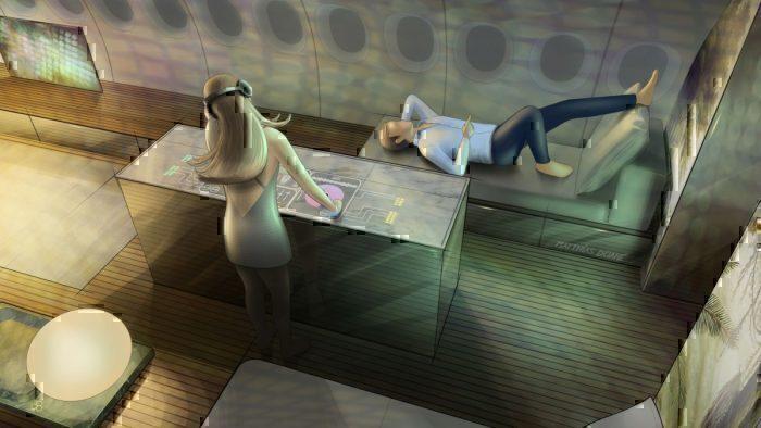 SkyRetreat Concept