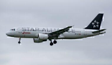 Star Alliance Aircraft