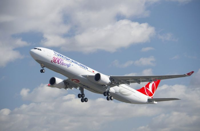 Turkish Airlines A330