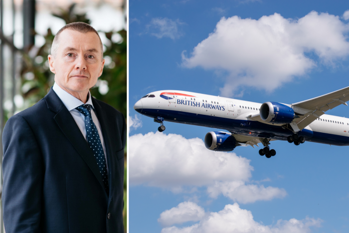 IAG's Willie Walsh to stand down as CEO