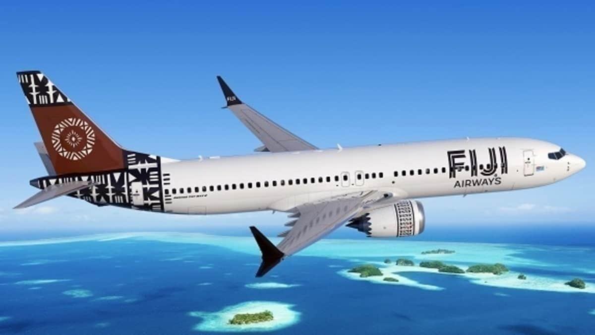 Fiji Airways Ferries A Boeing 737 MAX To Alice Springs - Simple Flying