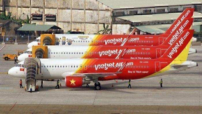 VietJet Aircraft