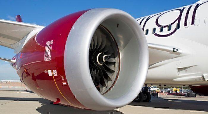 Virgin 787