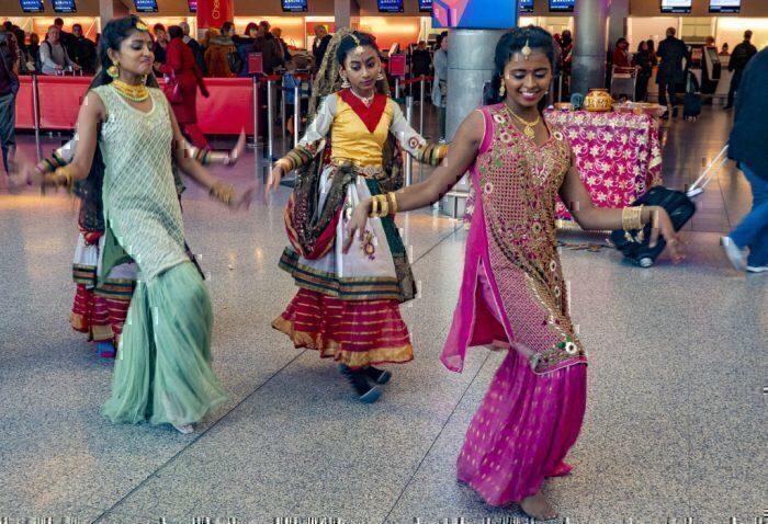 Virgin inaugural mumbai