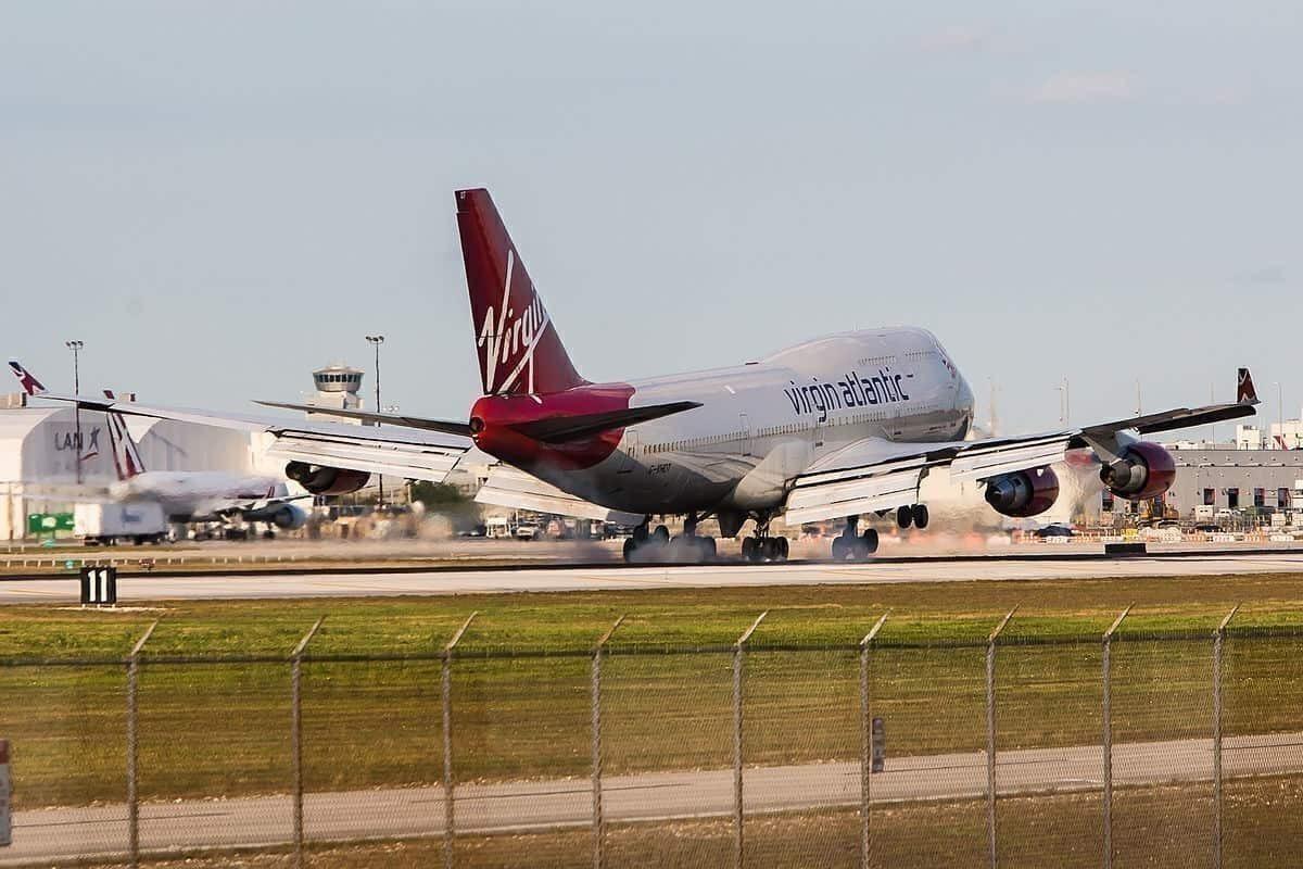 A Virgin Atlantic está investindo no Brasil com voos no próximo ano. Foto: João Carlos Medau via Wikimedia Commons