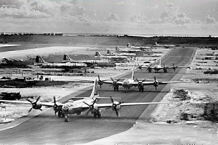 WWII airport