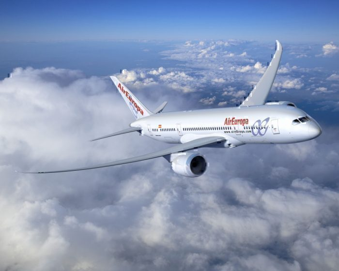 Air Europa 787 Dreamliner