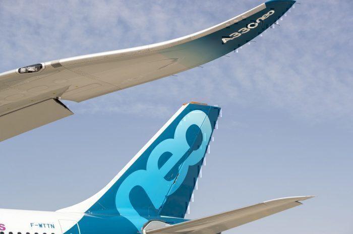 Airbus neo winglet