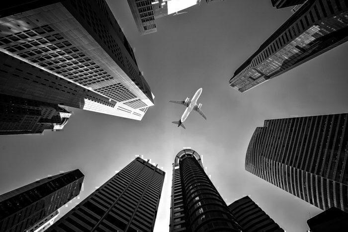 Airline route development