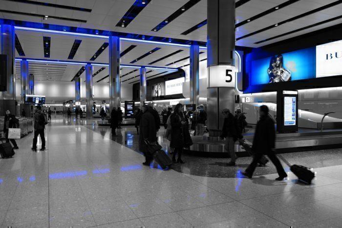 Heathrow lost luggage