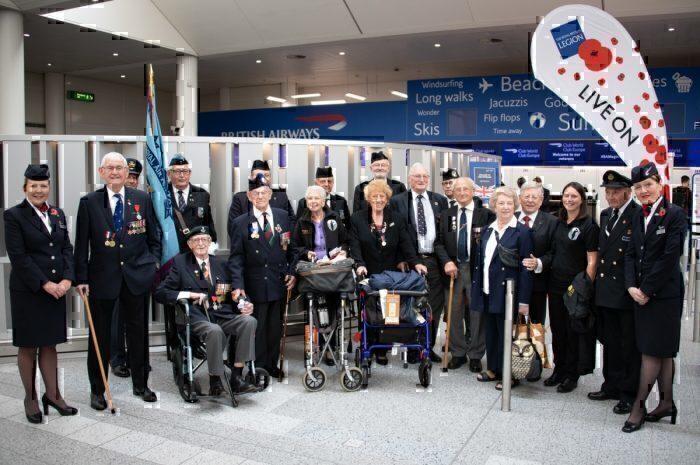 British Airways, Veterans, World War 2