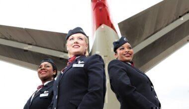 Inside British Airways, Cabin Crew, Training