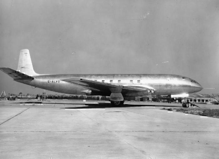 A história do Havilland Comet - o primeiro avião a jato do mundo
