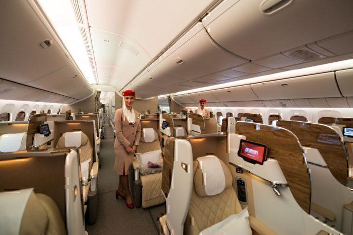 Emirates onboard diversity