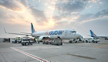 flydubai, boeing 737, smartwings