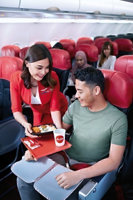 AirAsia United States long hauls