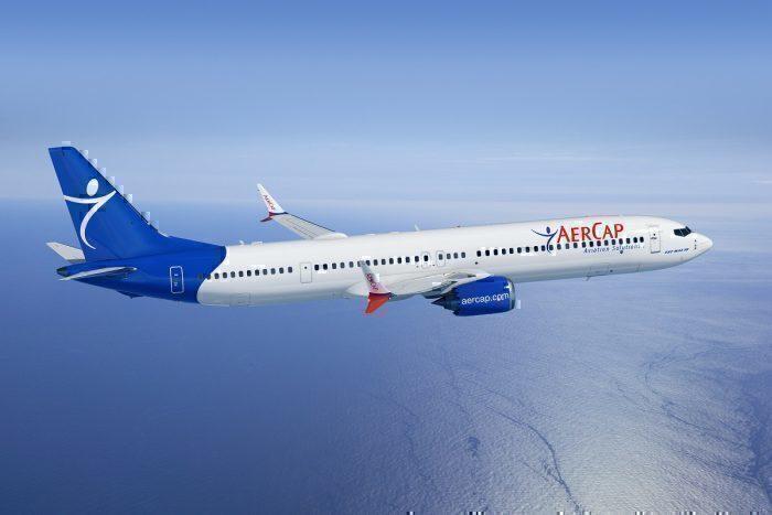 Boeing MAX 10 in flight