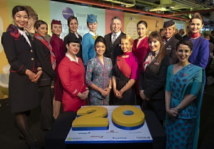 Oneworld 20 years