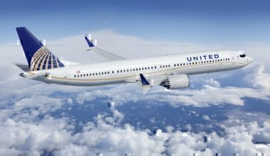 United Airlines, Boeing 737 MAX, March