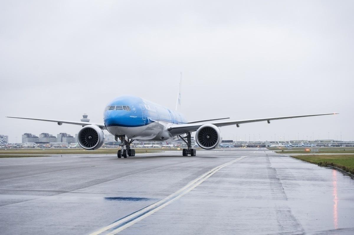 Em 2018, a Air France - KLM transportou mais de 100 milhões de passageiros. Foto: KLM